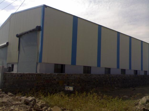 Industrial Shed in Chakan